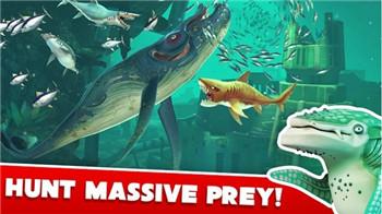 饥饿鲨鱼世界破解最新安卓版