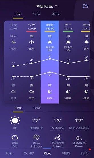 中国天气手机版下载