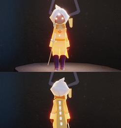 光遇怎么获小王子季佩剑套装?